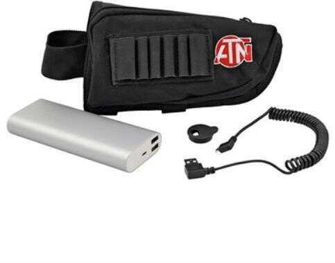 ATN Extended Life Battery Pack 16,000 MAH Md: ACMUBAT160