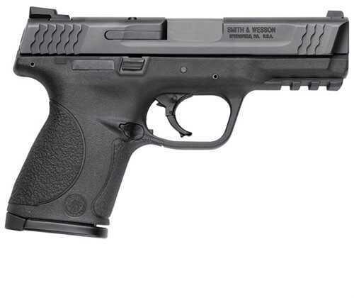 Pistol Smith & Wesson M&P45 45 ACP Compact, Black 8 Round 109308