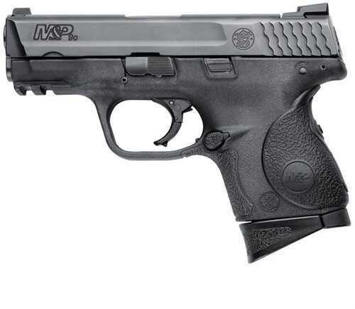 Pistol Smith & Wesson M&P9 9mm Luger Compact Crimson Trace Grip 12 Round 220074