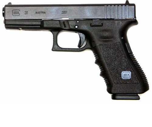 "Glock 31 Gen 3 357 Sig Sauer 4.48"" Barrel 15 Round Black Semi Automatic Pistol"