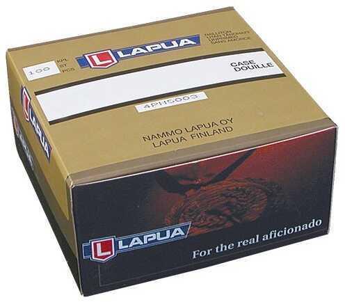 Lapua Brass 9mm Luger 1000/Bx