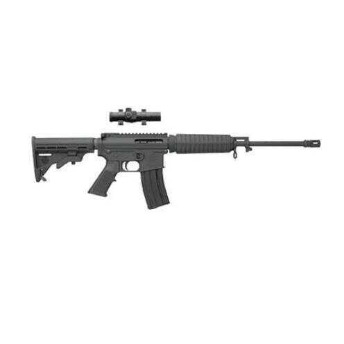 "Bushmaster Firearms Semi-Automatic Rifle Bushmaster Carbon 15 Superlight ORC With Red Dot 16"" Barrel 5.56 NATO/223 Remington"
