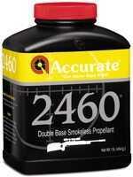 Accurate Powder 2460 Smokeless 1 Lb
