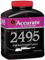 Accurate Powder 2495 Smokeless 1 Lb