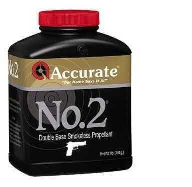 Accurate Powder No.2 Smokeless 5 Lb