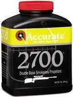 Accurate Powder 2700 Smokeless 1 Lb