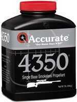 Accurate Powder 4350 Smokeless 1 Lb
