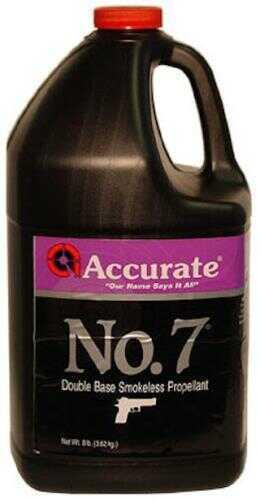 Accurate Powder No. 7 Smokeless 8 Lb