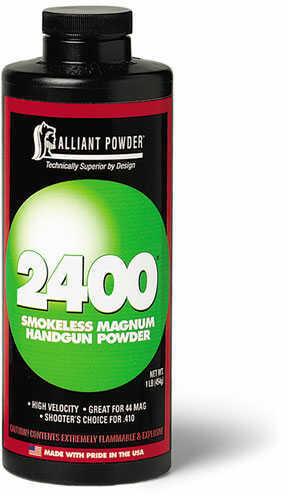Alliant Powder 2400 Smokeless 8 Lb