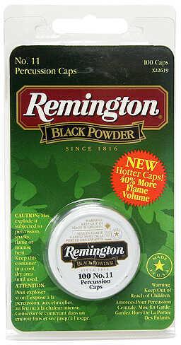 Remington Rem Percussion Cap #11 22619