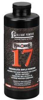 Alliant Powder Alliant Reloder 17 1Lb