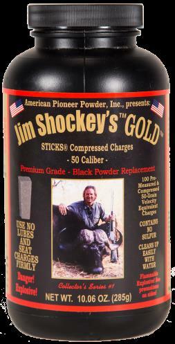 American Pioneer Powder American Pioneer Gold 50-150 SuperStick 30charges