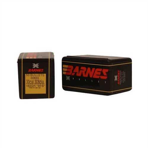 Barnes Bullets 30 Caliber .308 110gr Flat Base (Per 50) 30835