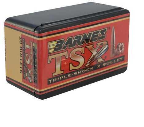 Barnes Bullets 45-70 Caliber 300 Grain Triple Shok X Flat ...