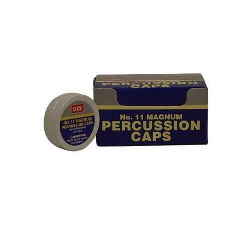 CCI Primers 0310 Percussion Caps #11 Mag