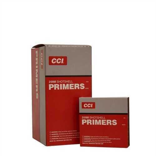 CCI Primers 0009 209M Mag. Shotshell