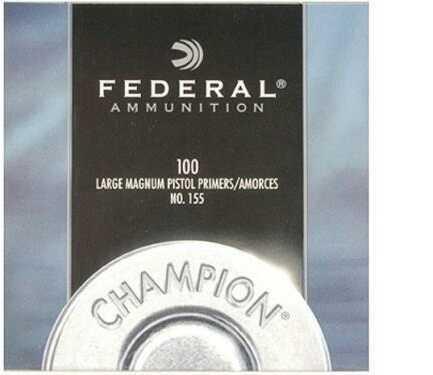 Federal Primers Large Pistol Mag.