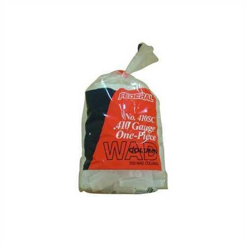 Federal Cartridge Federal Shotshell Wad .410 SC Gauge, 1/2 Ounce, 250 Per Bag
