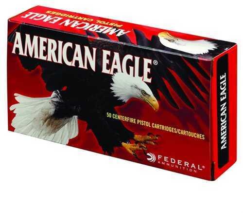 Federal Cartridge American Eagle 9mm 124Gr TMJ 50/Bx Ammo