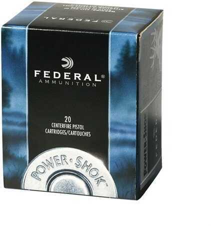 Federal Cartridge 41 Remington Magnum 41 Rem Mag, 210 Gr, HiShok, JHP/20 C41A