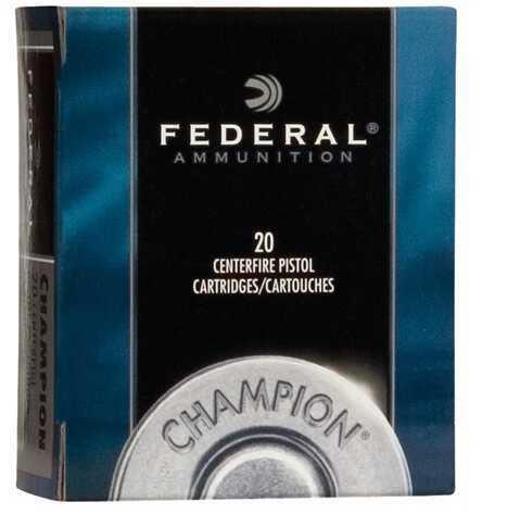 Federal Cartridge 45 Colt , 225 Grain, Semi-Wad Cutter, HP, (Per 20) C45LCA