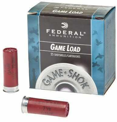 Federal Cartridge Federal Ammo 12Ga 3In Magnum 4 drams 1 5/8oz #6 (25 rounds Per Box)