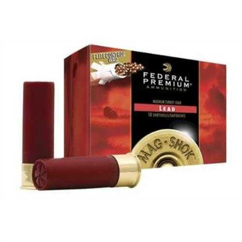 Federal Cartridge Federal Ammo 20Ga 3'' 1.25oz Lead #4 Shot (10 rounds Per Box)
