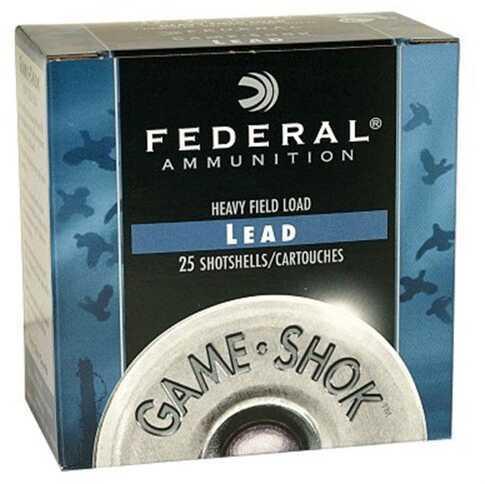"""Federal Cartridge 410 Shotshells Lead Hi-Brass, 3"""" Max fram, 11/16oz, 5 Shot, (Per 25) H4135"""