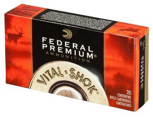 Federal Cartridge 270 Winchester Short Magnum 270 WSM, 130grain, Nosler Ballistic Tip, (Per 20) P270WSMB