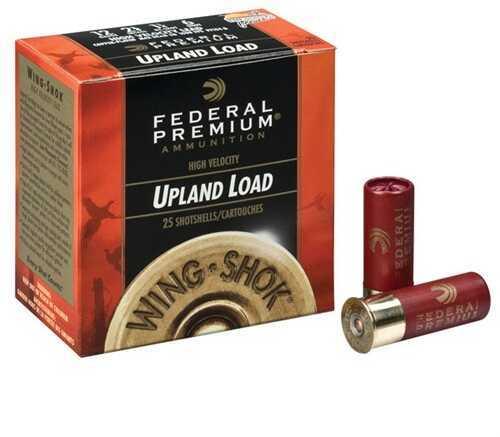 Federal Cartridge Federal Wing Shok High Velocity 12Ga 2.75'' 1-1/4oz #5 25/Box Ammo