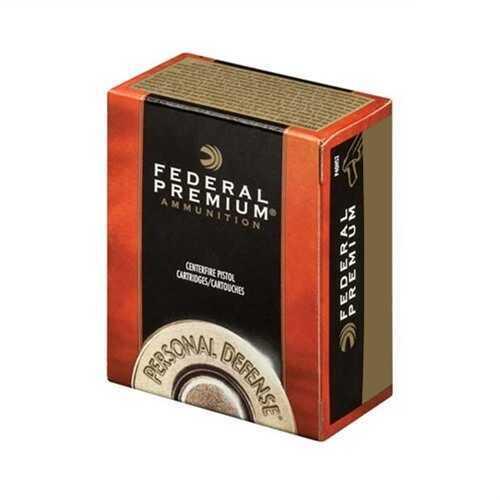Federal Cartridge 357 Sig 357 Sig, 125GR, JHP, (Per 20) P357S1