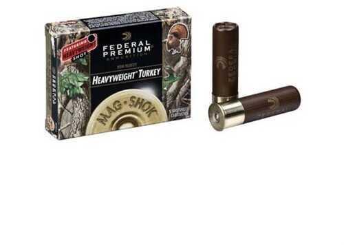 Federal Cartridge Federal Mag-Shok Heavyweight Turkey 12Ga 3'' 1-7/8oz #7 10/Box Ammo