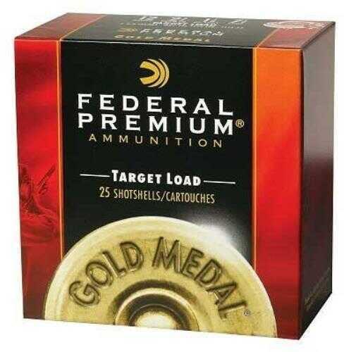 Federal Cartridge Federal Gold Medal Plastic 20Ga 2.75'' 7/8Oz #9 25/Bx