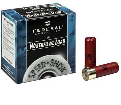 Federal Cartridge Federal Speed Shok HV Steel 12Ga 3.5'' 1-3/8Oz #Bbb 25/Bx