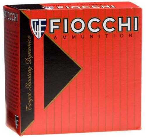 Fiocchi Ammo Fiocchi Target Load 12Ga 2 3/4In 1-1/8 oz 25/Box Ammo