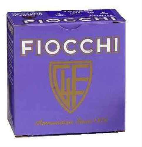 Fiocchi Ammo Fiocchi 12VIPL Target Load 12Ga 2 3/4In 1 1/8 oz (25 rounds Per Box) Ammo