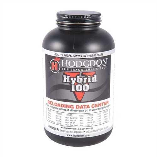 Hodgdon Powder Hybird 100V Smokeless 1Lb