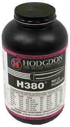 Hodgdon Powder H380 Smokeless 1 Lb