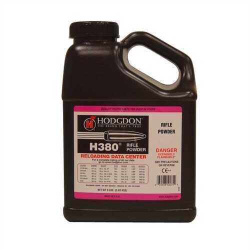 Hodgdon Powder H380 Smokeless 8 Lb