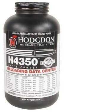 Hodgdon Powder H4350 Smokeless 1 Lb