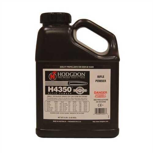 Powder H4350 Smokeless 8 Lb