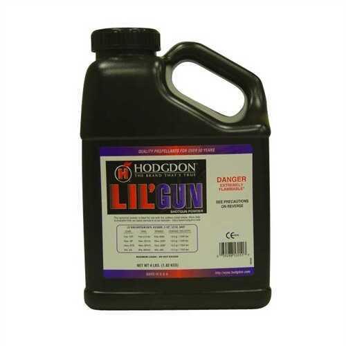 Hodgdon Powder Lil Gun Smokeless 4 Lb