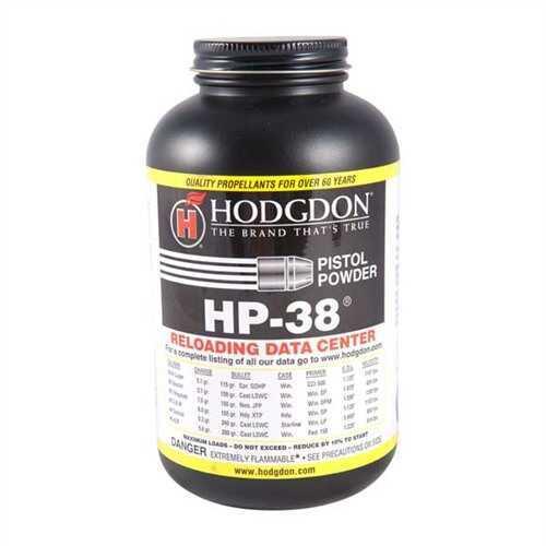 Hodgdon HP38 Smokeless 1 Lb Reloading Powder