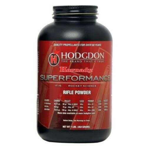Hodgdon Powder Superformance 1 Lb