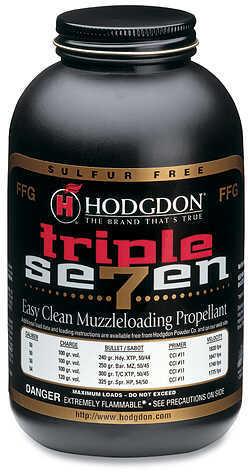 Hodgdon Triple 7 Sulfurless T73(FFF) Muzzleloading Propellant