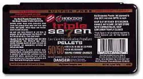 Hodgdon Triple 7 Pellet 50Cal 30Gr