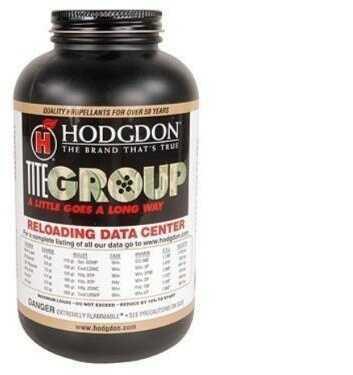 Powder Titegroup Smokeless 1 Lb Hodgdon