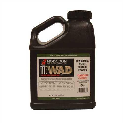 Hodgdon Powder Titewad Smokeless 4 Lb