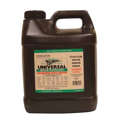 Hodgdon Powder Clays Univ Smokeless 8 Lb