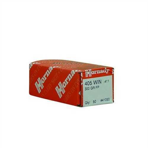 Hornady 405 Winchester Bullets 300 Gr Flat Point (Per 50) 41050